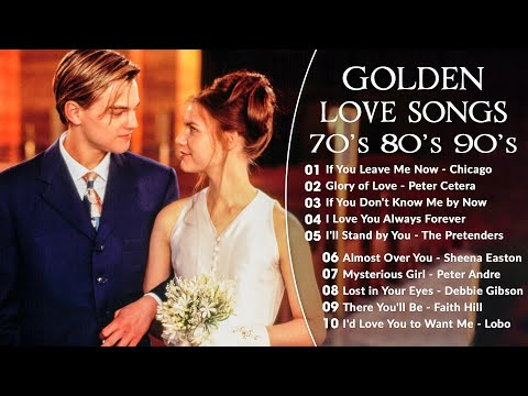 Best Beautiful Love Songs Of 70's 80's 90's – Romantic Love Songs About Falling In Love