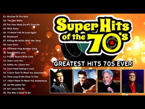 Engelbert Humperdinck, Paul Anka, Matt Monro,Elvis,Andy Williams – Best Oldies Songs 60s,70s,80s,90s