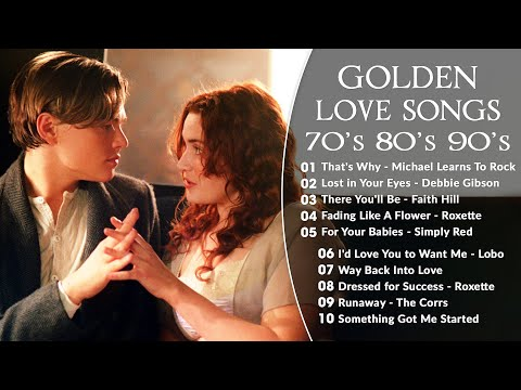 Golden Love Songs ​oldies but goodies 💝 Sweet Memories Love Songs 70s 80s 90s