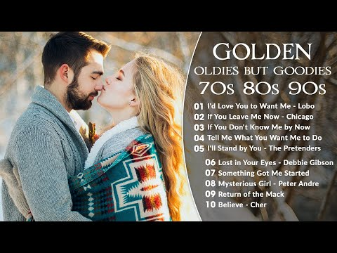 Golden Oldies But Goodies ♥ Sweet Memories Love Songs 70s 80s 90s