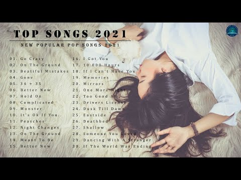 Latest English Songs 2021 New Song 2021 🍐 Pop Music 2021 New Song 🍐 Top English Song Spotify
