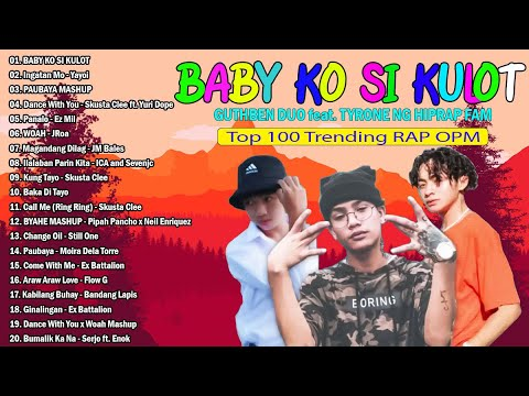 Top 100 Trending Rap OPM Songs 2021APRIL – Ex Battalion, Honcho, Skusta Clee, Flow G, Matthaios