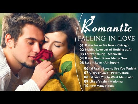 Best Beautiful Love Songs Of 80's 90's 💕 Romantic Love Songs About Falling In Love