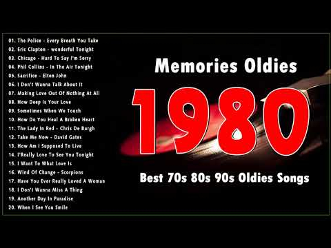Best Oldies Songs Of 1980s – 80s Greatest Hits – The Best Oldies Song Ever