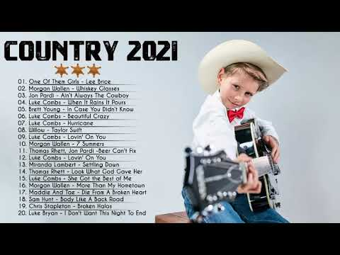 Top 100 Country Songs of 2021 – Best Country Music Playlist 2021 Country Songs
