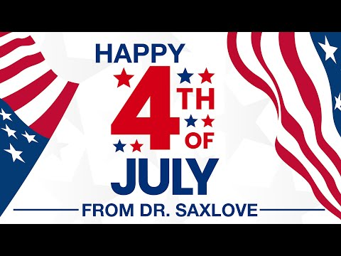 4th of July Jazz ❤️ Smooth Jazz Instrumentals for Celebrating Independence Day
