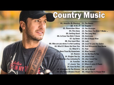 Country Music Singer 2021 – Top New Country Songs 2021 – Best Country Hits Right Now – Music 2021