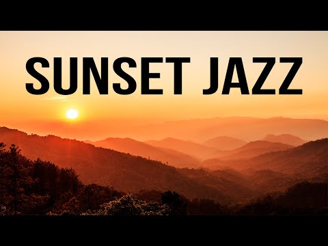 Relax Music – Sunset Piano Jazz – Relaxing Jazz Piano Music For Work, Study and Chill