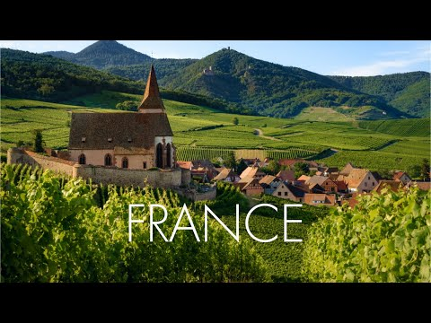 """Beautiful Relaxing Music, Peaceful Soothing Instrumental Music, """"Dreams of France"""" By Tim Janis"""