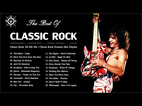 Classic Rock 70s 80s 90s | Classic Rock Music Is The Most Searched