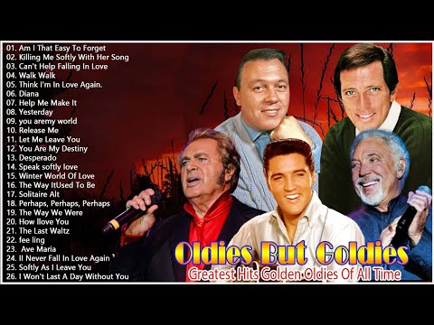 Oldies 50s 60s 70s Music Playlist – Greatest Hits Oldies But Goodies – Oldies Clasicos 50s 60s 70s