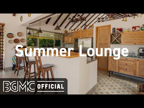 Summer Lounge: Seaside Cafe Jazz Music with Relaxing Jazz Music – Beach Coffee Shop Ambience