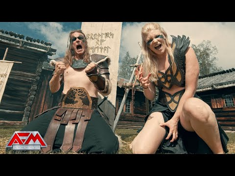 BROTHERS OF METAL – Kaunaz Dagaz 2021 Official Music Video AFM Records