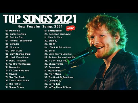 English Song 2021 – New Songs Latest English Songs 2021 🎧 Pop Music 2021 New Song 🎧