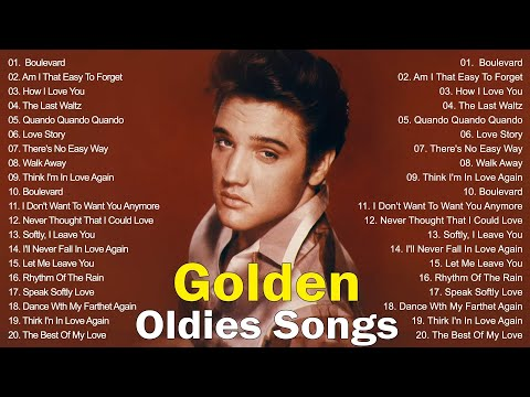 Greatest 60s Music Hits 🤓 Top Songs Of 1960s 🤓 Golden Oldies Classic Love Songs Of 60s Playlist
