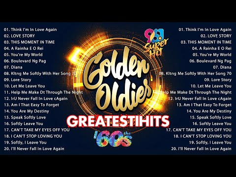 Old Music 🍒 Greatest Hits Oldies But Goodies 50's 60's 70's 🍒 Old Music Paul Anka,Elvis Presley 330