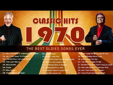 Oldies Songs Ever 💄 Classic Old Love Songs 60s 70s – Music Soul and Soft Rock Old Playlist