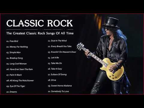 Rock Music 70s 80s 90s – Best Classic Rock Songs of 70 80 90   Best Rock Songs Of All Time