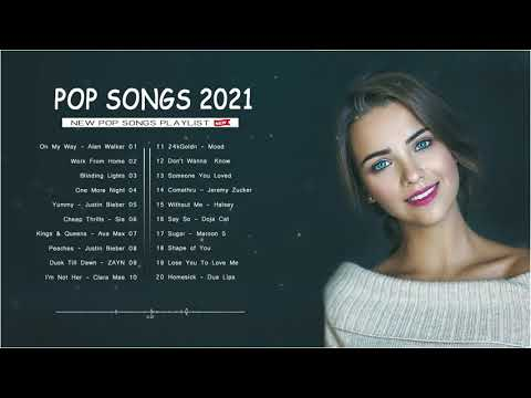2021 New Songs Latest English Songs 2021 🍀 Pop Music 2021 ❤️ Top Songs 2021