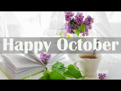 Happy October Jazz – Good Mood Autumn Music for Relaxing Morning