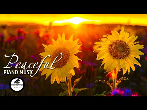 Peaceful Piano Music – Classical Music – Stress Relief Music, Study Music – Peaceful