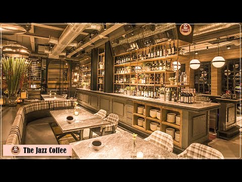 Smooth jazz coffee | Cafe space background music, relaxing background music, studying, working