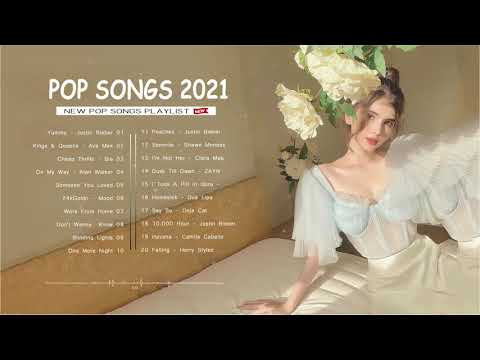 TOP 30 Songs of 2021 New Song 2021 on Spotify 🏐 Best Pop Music Playlist 2021 🏐 Top Hits 2021